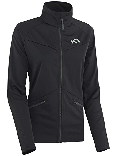 Kari Traa Louise Midlayer Fleece damen schwarz 2018 Laufjacke