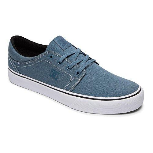 DC Men's Trase Shoe TX Unisex Skate Shoe Trase 9 M US|Blue Ashes B074FPRZHL fb16c1