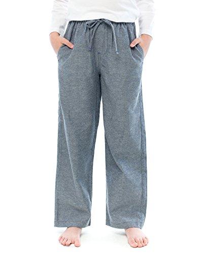 TINFL Boys Solid Casual Lounge Sleep Pajama Pants