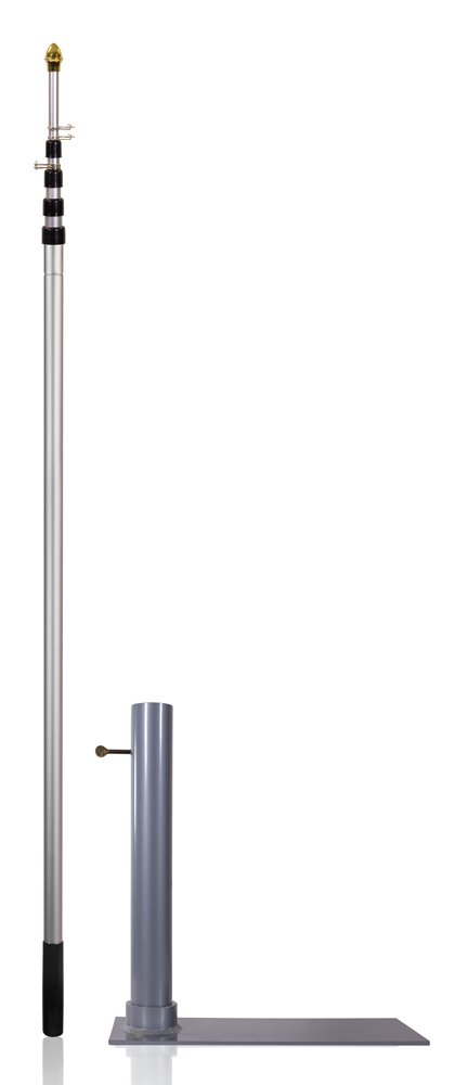 Flagpole-To-Go 14' Tailgaters Package