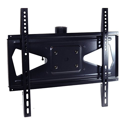 InstallerParts 32″-55″ Flat TV – 1.5″ NPT Pipe Ceiling Mount – VESA 400×400 – LED LCD Plasma Flat Screen TV