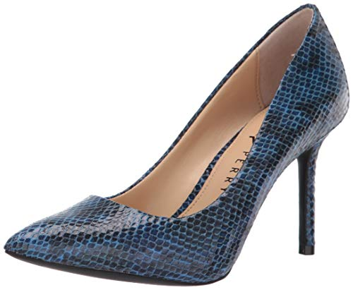 Katy Perry Women's The Sissy Pump, Blue, 8 M M US