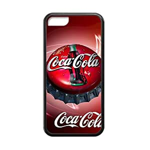 SVF Drink brand Coca Cola fashion cell phone case for iphone 5c
