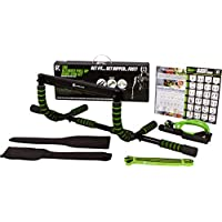 Fitness Kings Brand The Ultimate Pull up Bar Set - 4 in 1...