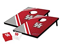 Wild Sports NCAA College Houston Cougars Tailgate Toss Bean Bag Game Set, 36