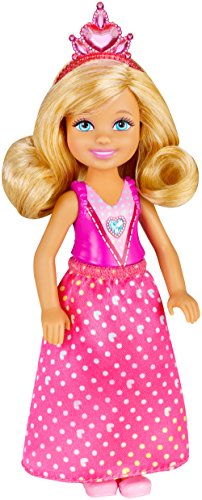 Barbie Sisters Chelsea and Friends Doll, Princess