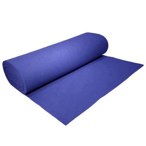 Acrylic Felt by the Yard 72'' Wide X 2 YD Long: Royal Blue by The Felt Store