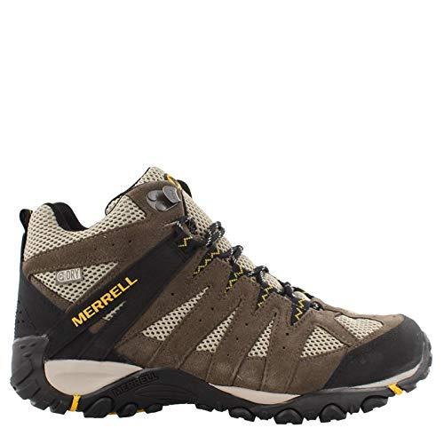 Merrell Men's, Accentor 2 Mid Ventilator Waterproof Boulder 9.5 M (Merrell Mens Boots)