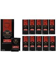 Bosmino 11 Boxes Arabica Black Coffee Certified Organic Ganoderma Lucidum (1 Box: 30 Sachets)