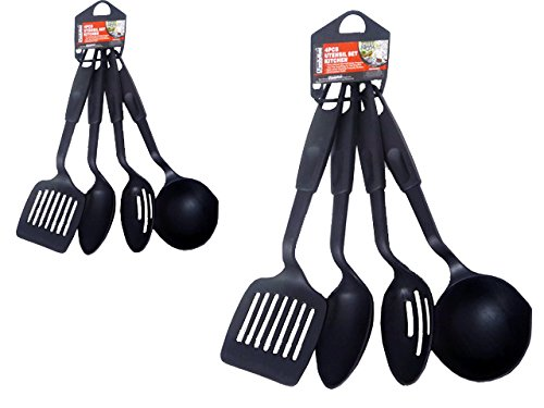 4PC Kitchen Utensils Size: 11'' long , Case of 72