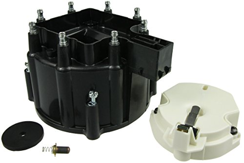 WVE by NTK 3D1045 Distributor Cap and Rotor Kit (Brougham Supreme Oldsmobile Cutlass)