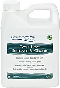 Oceancare Products Grout Haze Remover & Grout Cleaner - Quart