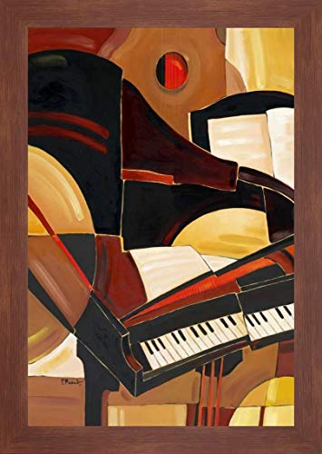 Abstract Piano by Paul Brent - 17