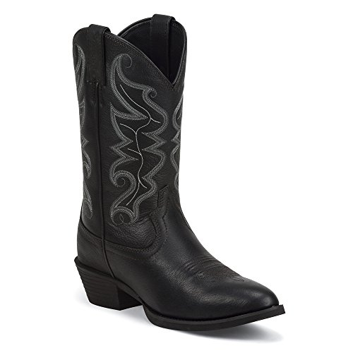 All Boots Justin Black Boots 2566 Stampede Men's Star xwppXq6AI