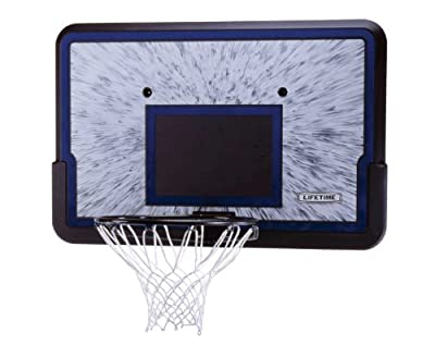 Lifetime 44in 3241 Impact Backboard and Rim Combo Kit