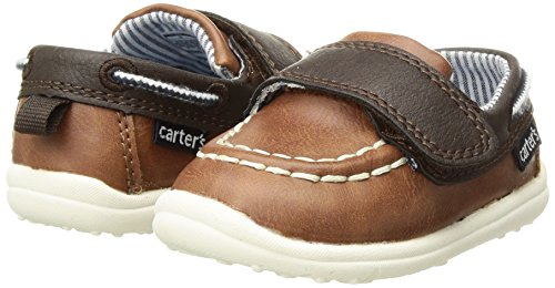 Pictures of Carter's Every Step Jaden Baby Boy' Brown 4 M US Toddler 4
