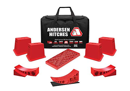 Andersen Hitches 3630 - Ultimate Trailer Gear Super EZ Bag