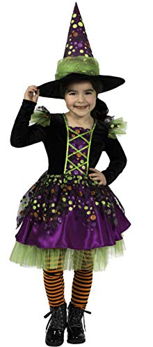 Princess Paradise Dotty The Witch Child's Costume, Medium]()