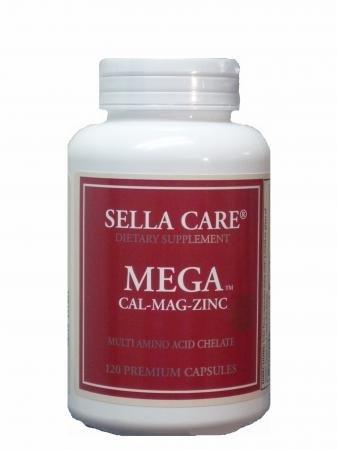 MEGA Sella soins Cal-Mag-Zinc