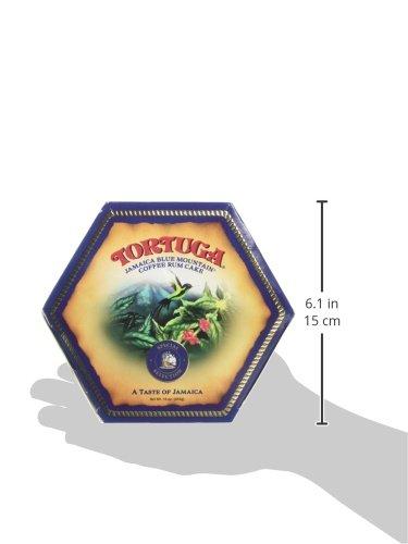 TORTUGA Caribbean Blue Mountain Rum Cake - 16 oz. - The Perfect Premium Gourmet Gift by TORTUGA (Image #9)