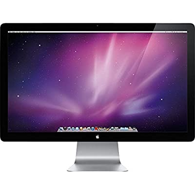 "Apple 27"" LED Cinema Display (MC007LL/A ), 2560x1440, USB 2.0(Certified Refurbished)"