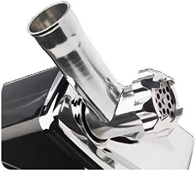 Qilive 865879 300W Negro, Acero inoxidable - Picadora (260 mm, 210 mm, 160 mm, 3,3 kg, 413 mm, 205 mm): Amazon.es: Hogar
