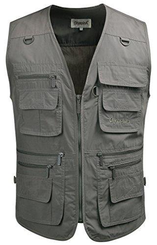 Mrignt Men's Travels Sports Jacket Coat Vest