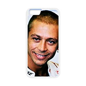 Valentino Rossi iPhone 6 4.7 Inch Cell Phone Case White UF1178391