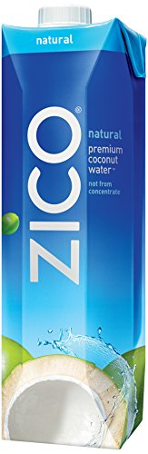 Zico Coconut Water Natural Fluid