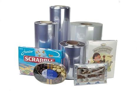 25 Micron PVC shrink film 350//700 x 450m
