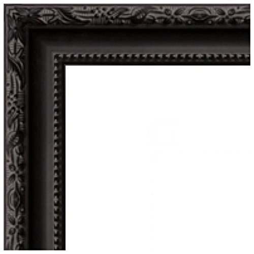 Amazon.com - ArtToFrames 17x23 inch Black Frame with engraved edges ...
