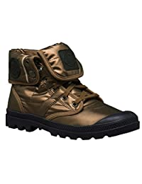Palladium Women's Pallabrouse BGY EXN Lace Up Mid Casual Boot