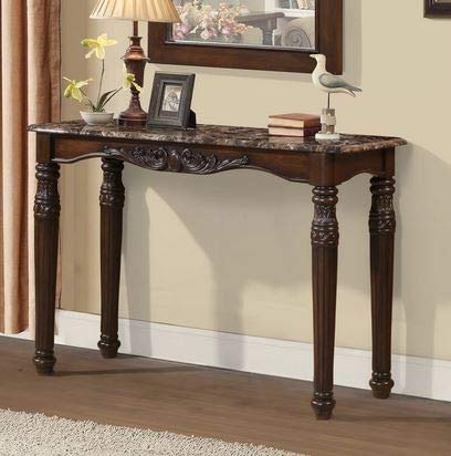 Amazon.com: Narrow Console Table- Entry Tables for Hallways ...
