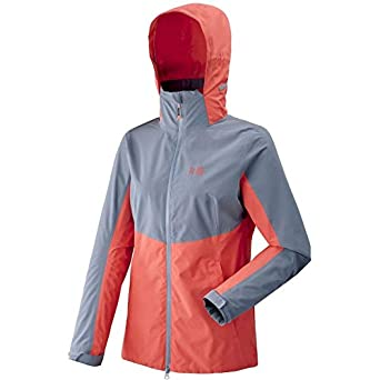 Millet LD Highland 2l Jkt Chaqueta Impermeable, Mujer ...