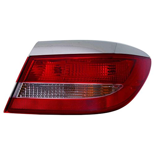 2012 Buick Verano Price: Buick Replacement Taillights