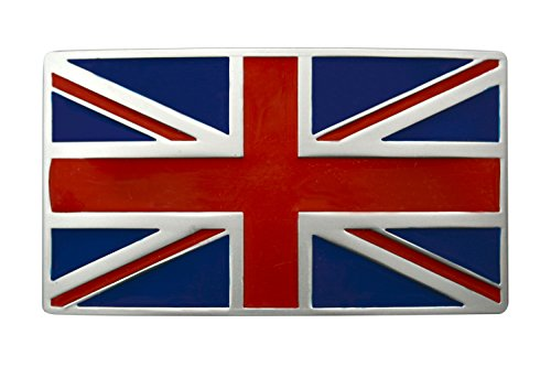 union jack belt buckle - 1