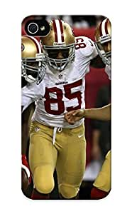 Judasslzzlc Durable San Francisco 49ers Nfl Football Rj Back Case/ Cover Case For Ipod Touch 5 Cover For Christmas