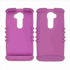 Unlimited Cellular Rocker Series Skin Case for LG G2 Verizon VS980i (Light Purple)