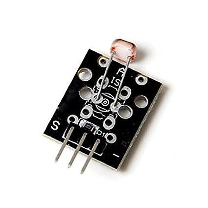 Equipamiento Eléct Y Prueba Sensor De Luz Brillo Sensor