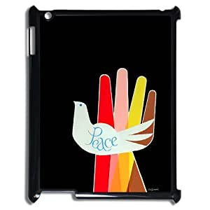 Unique Phone Case Design 9Holy Dove & Peace Dove- For Ipad 2/3/4 Case