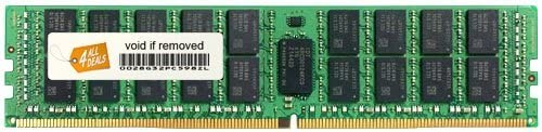 PC4-17000 32GB DDR4-2133 Memory RAM Upgrade for The Dell Poweredge R730 Server Memory