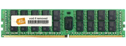 - 16GB DDR4-2133 (PC4-17000) Memory RAM Upgrade for the Compaq HP Proliant DL380 G9 SERVER MEMORY