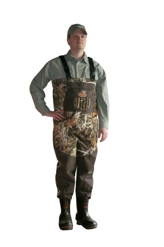 Waterfowl Northern Guide Breathable BOOTFOOT Waders-Stout