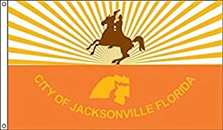 product image for Jacksonville 2ft. X 3ft. Nylon Flag