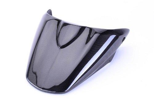 Bestem CBDU-696-SCW Black Carbon Fiber Passenger Seat Cowl for Ducati Monster 696 796 1100 by Bestem