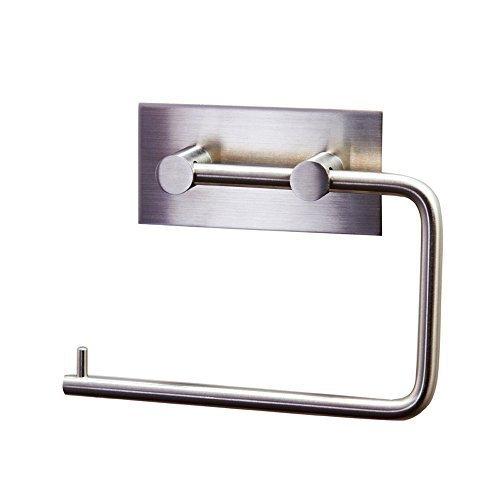 Lingstar Self Adhesive SUS 304 Stainless Steel Toilet Paper
