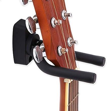 Soporte para colgar guitarra, soporte de pared para bajo y más ...