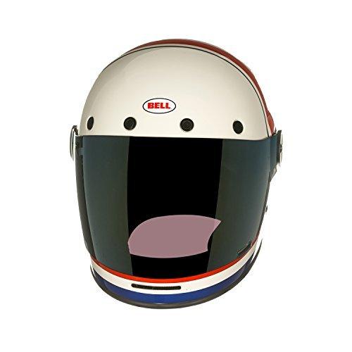 Retro Style Full Face Helmet - 7