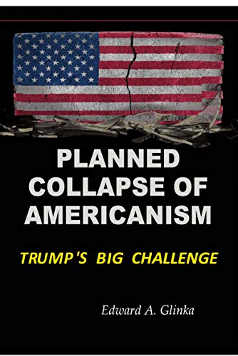 Planned Collapse of Americanism: Pres. Trumps Biggest Challenge by [glinka, edward]