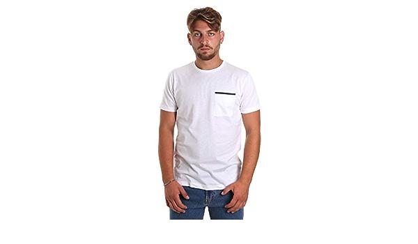 Antony Morato - Camiseta de manga corta MMKS01798 FA100212 ...